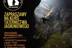 Kurs Taternictwa Jaskiniowego - Spotkanie organizacyjne